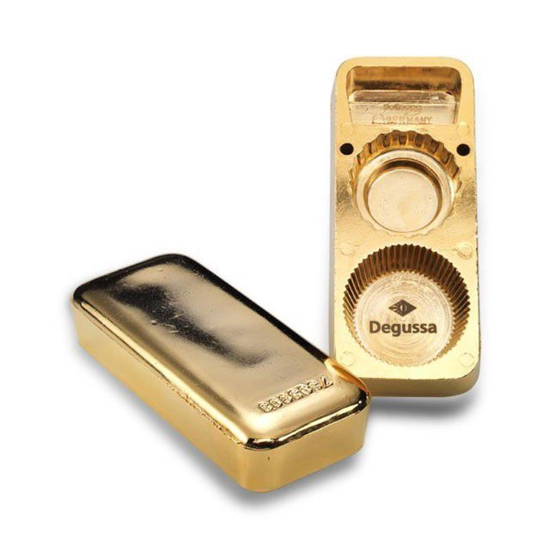 Bottle Opener 24 ct Gold Plated